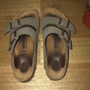 Women's Arizona Birkenstocks